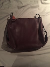 Amethyst Danier Leather Purse