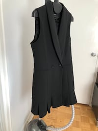 Zara sleeveless blazer dress, size S Toronto, M4V 1Z6