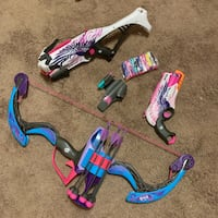 Nerf Bow and Guns Temple, 76502