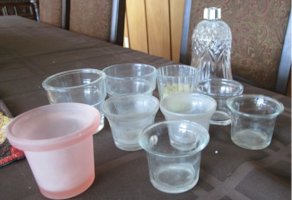 10 Misc Candle Holders