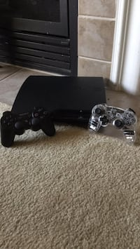 ps3 with two Controllers Rockville, 20850