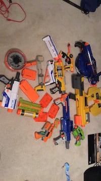 Assorted nerf guns Surrey, V3Z
