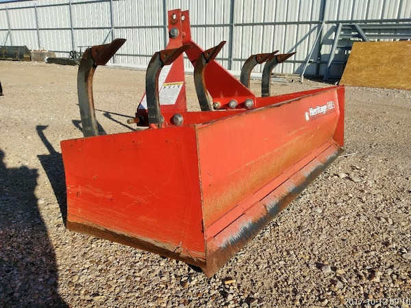 Heritage RBE5 Tractor Box Blade