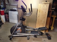 New Elliptical machine AFG Sport 3.5ae