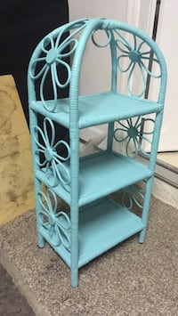Chairturquoise wicker stand Pompano Beach, 33060