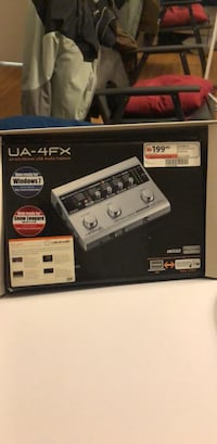 Audio Interface Vancouver, V6G 1W2