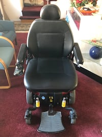 Jazzy 614 HD Electric wheel chair