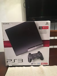 PS 3  game Console
