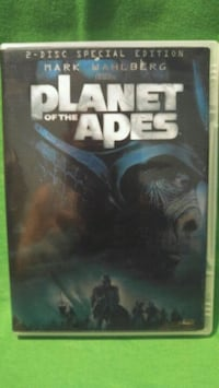 PLANET OF THE APES (2001) Brownsville, 78521