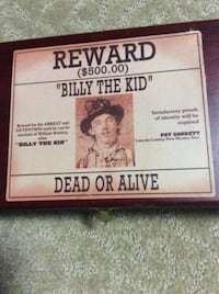 JUST REDUCED Billy the kid knife kit Rockville
