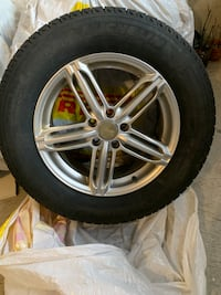 Michelin Tires with Rims Vaughan, L4H 0N1
