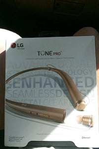 GOLD COLOR LG BLUETOOTH BRAND NEW  Norfolk, 23523