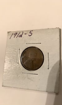 1912 s wheat back good condition