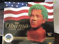 Obama chia special edition new in box Hagerstown, 21740