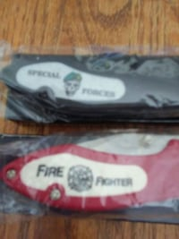 Special Forces & Firer Fighters Kifes Chillum, 20783