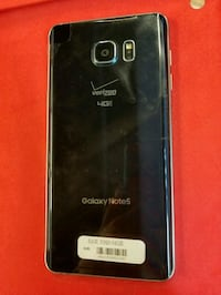 Note 5 great condition!