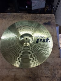 Paiste made in Germany cymbal PS13 used. 18inch .  Baltimore, 21205