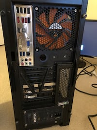 Gaming Computer Intel i7 3770K 3.5GHZ 12GB DDR3 Richmond