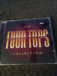 CD Four Tops Rockville