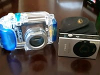 Canon digital camera with waterproof case New Westminster, V3M