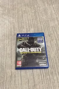 Call of duty ps4 infinite warfare