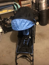 Summer Infant 3DLite+Plus Stroller