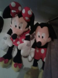 Giant size mickie n minnie mouse Winnipeg, R3C 0L3