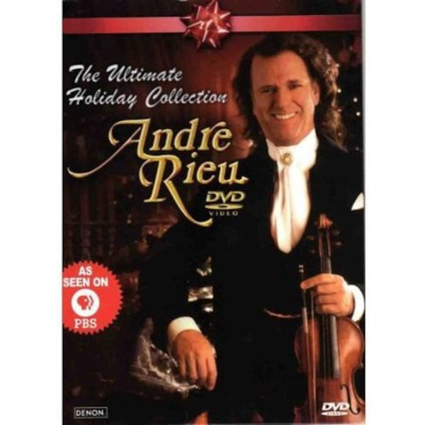 Used ANDRE RIEU,HOLIDAY COLLECTION For Sale In Delta