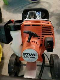 Stihl Yard Boss with wheels and accessories Mechanicsburg, 17055