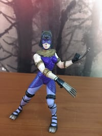 1996 CatWoman Action Figure