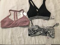 Athleta XS swim tops - new with tags Reston, 20190