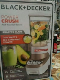 white and green Ninja blender box Alexandria, 22312