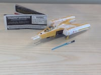 Anakin Skywalker / Y-Wing Bomber Star Wars Transformer