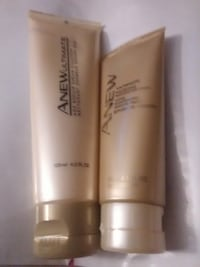 ANew Ultimate cream and cleanser