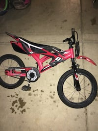 12 inch bicycle  not motorcycle  Sanger, 93657