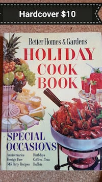 BETTER HOMES AND GARDENS COOKBOOKS  OTHERS AVAILAB Edmonton, T5G 2A4