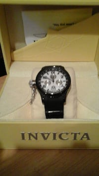 Invicta Russian Left Hand Watch.... Roseville, 48066