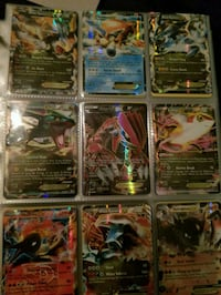 assorted Pokemon trading card collection Fairfax, 22030