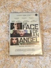 New The face of an angel dvd  Toronto, M2M 1Y7