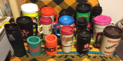ASSORTED MUGS & KOOLIES