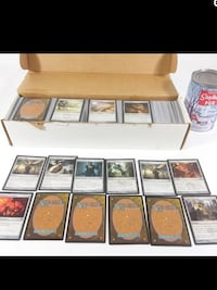 Magic the gathering approximately 3000 cards $250 for the lot Montréal, H4L 3C2