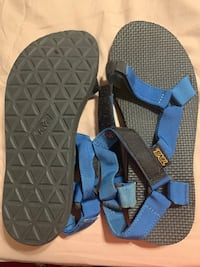 Teva sandals/shoes. Pet free and smoke free home  Sudley Springs, 20109