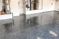 Garage epoxy flooring Arvada