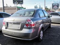 2009 chevrolet aveo with 228,890km and 100% approved financing Ajax