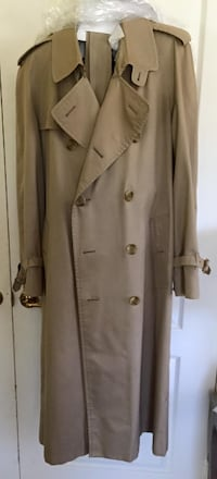 Women's Burberry Trench Coat, Large Washington, 20037
