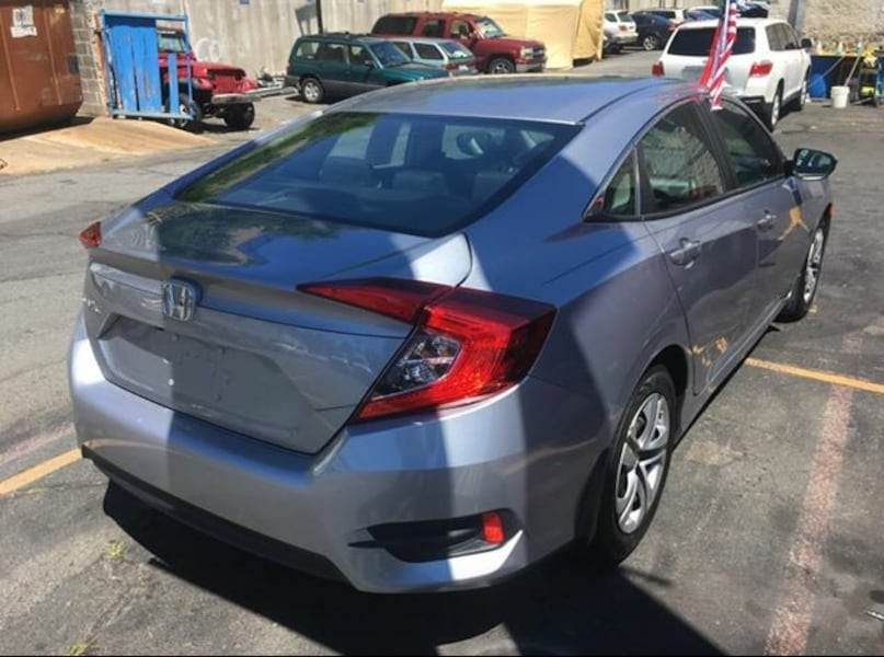 Honda - Civic - 2016 2