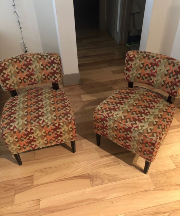 . Living Room Chairs