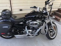 black and gray touring motorcycle Hempstead, 11550