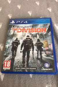 PS4 - TOM CLANCY'S The Division İzmit, 41200
