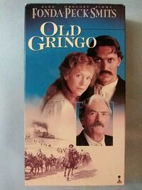 Old Gringo vhs Baltimore